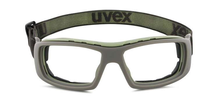 Picture of Uvex 5512 Safety Goggle Olive